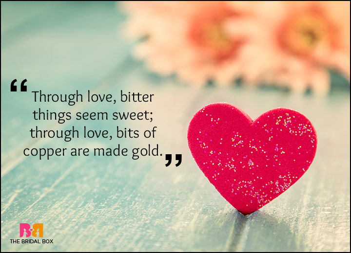 A Collection Of 29 Warm And Heartfelt Rumi Love Quotes
