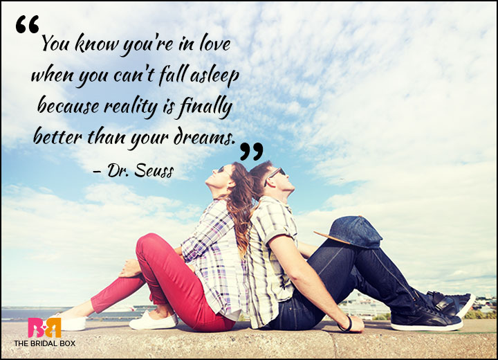 11 Teen Love Quotes For The Free Spirits & Young At Heart