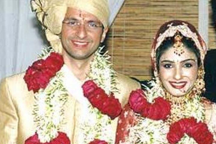 Anil natasha thadani and sippy Anil Thadani