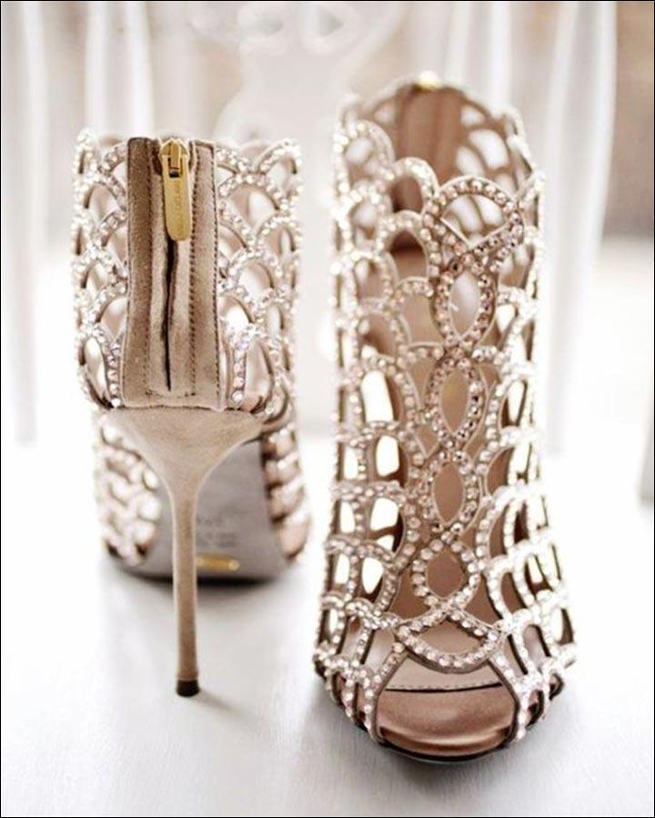Crystal-Encased-jimmy choo wedding shoes