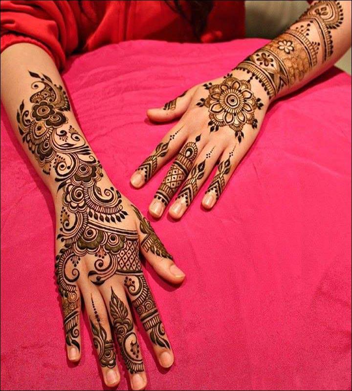 Mehndi Design Images Pdf