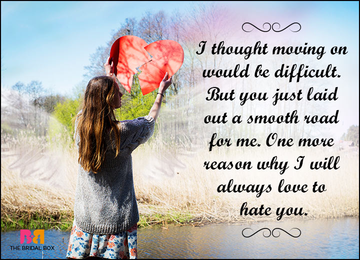 50 Hate Love Quotes: When You Just Want To Let It All Out