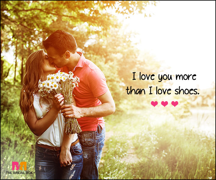 I Love U Messages For Boyfriend - More Than My Jimmy Choos