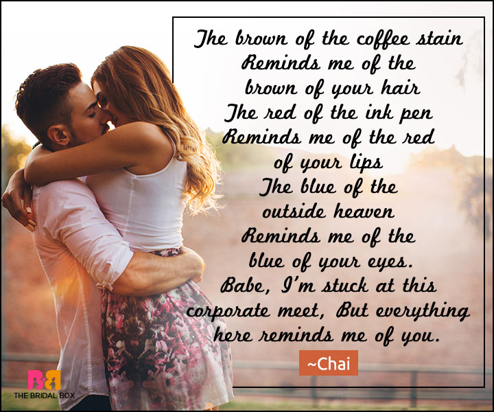 24 Love Poems For Your Wife To Express Your Heart Out