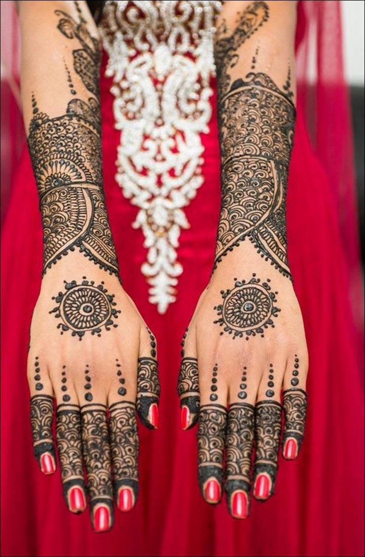 Modern Arabic Mehndi Designs : Pretty pakistani arabic mehndi designs for you