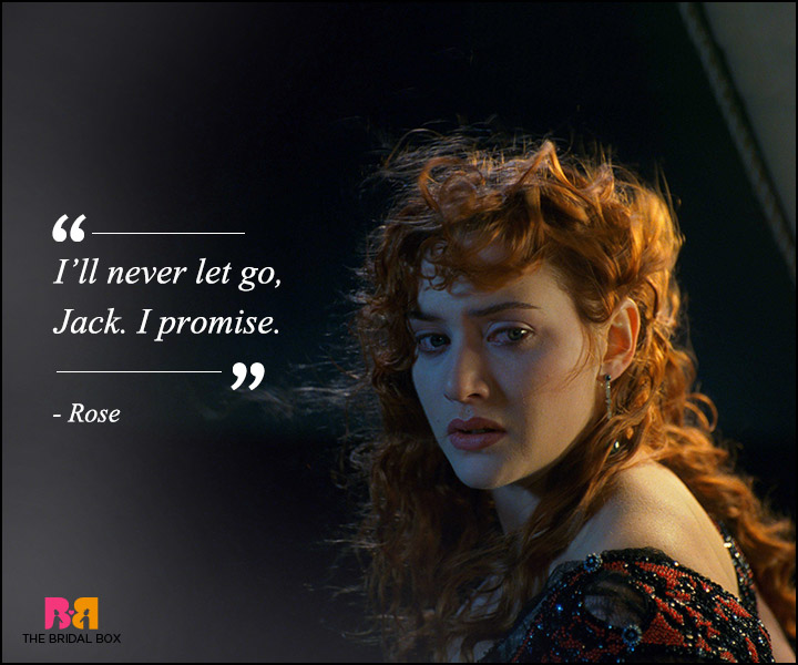 Titanic Quotes Endearing Titanic Love Quotes  11 Best Ones From The Classic