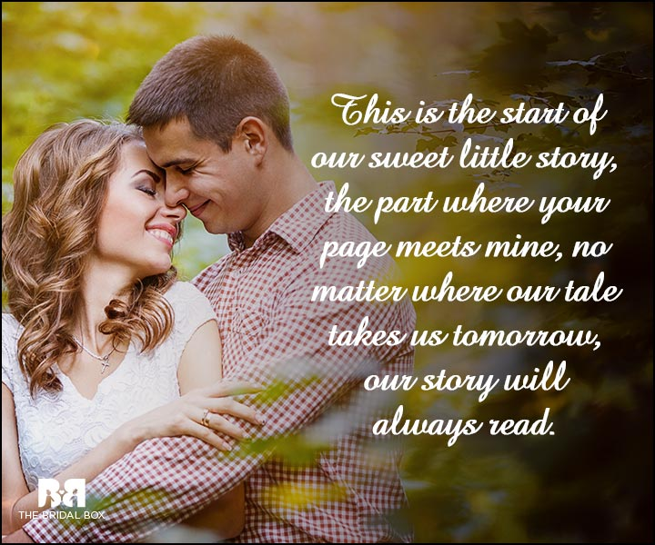 Our Engagement Quotes | www.imgkid.com - The Image Kid Has It!