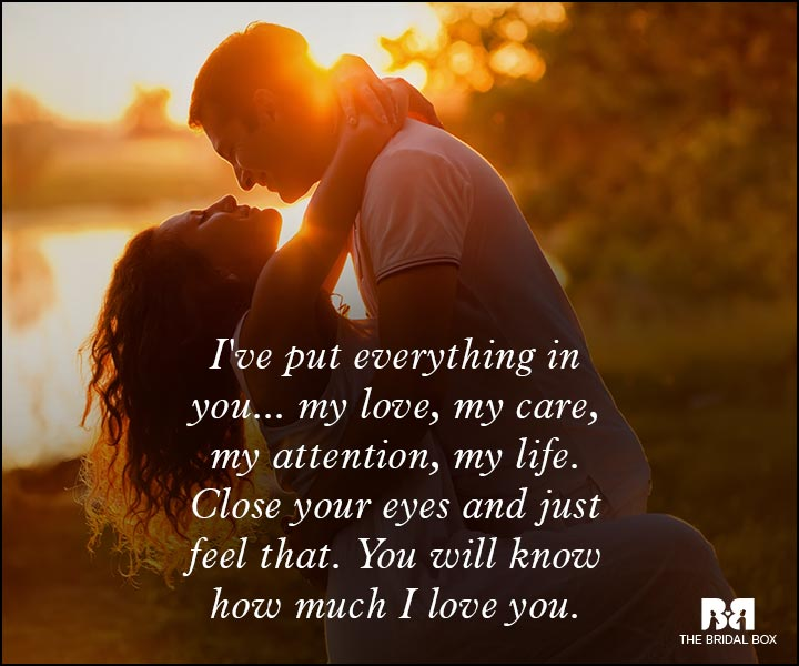 Love Quotes Sweet Messages: 49 Warm, Fuzzy And Heart Melting Romantic Love Messages
