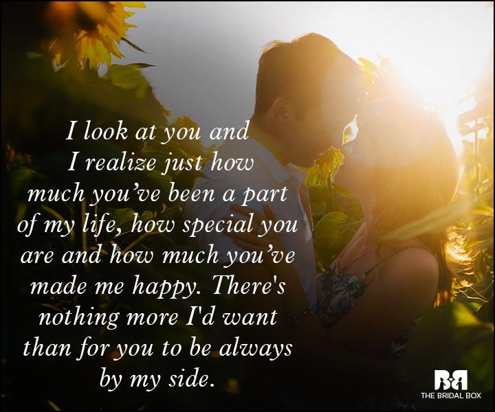 Romantic love picture messages