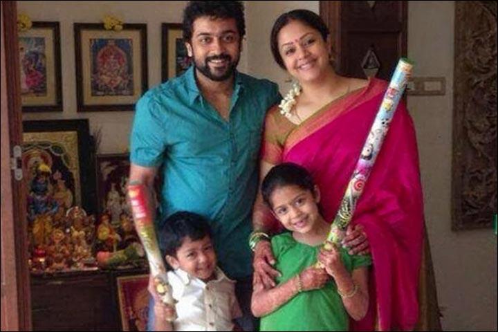 Surya Jyothika Marriage Reel Love To Real Love