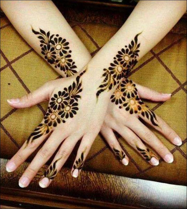 Khaleeji Mehndi Designs 10 Awesome Designs That Are Trending