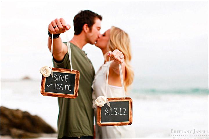 Engagement Invitation Ideas Chalk It Down