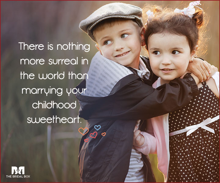 Childhood Love Quotes: 14 Quotes That Will Bring Back Memories