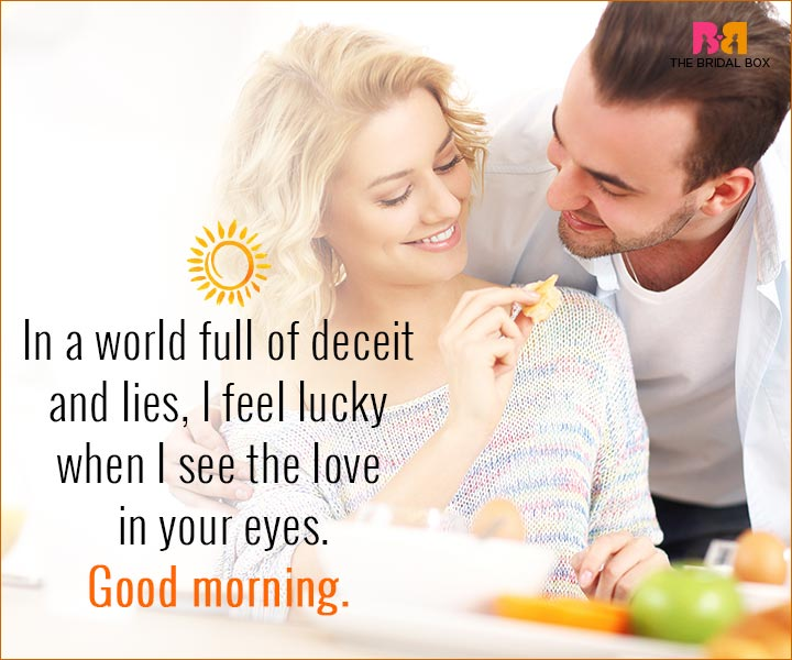 Good Morning Quotes For Husband : Sweet good morning love quotes for husband