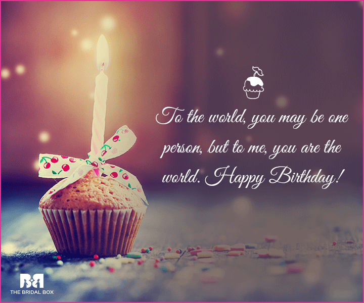 Happy Birthday To My Love Couture: 70 Love Birthday Messages To Wish That Special Someone
