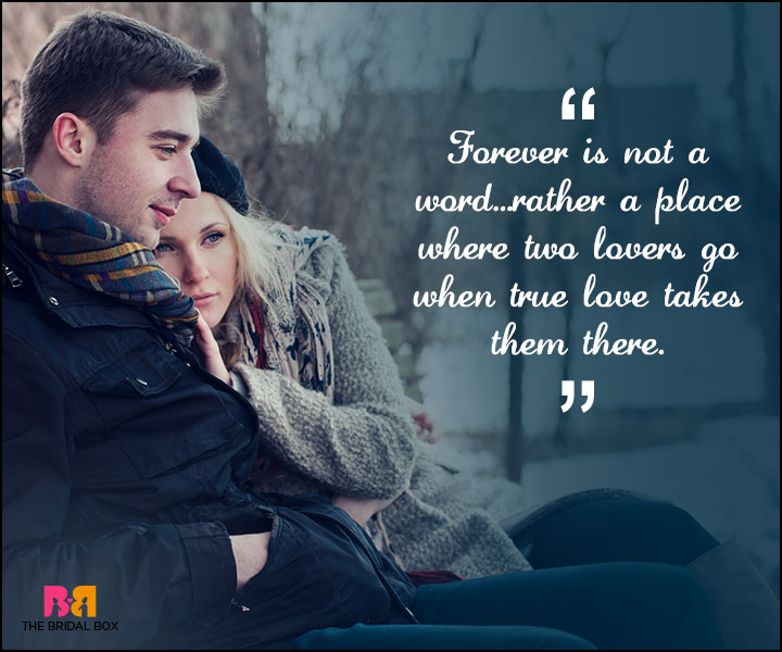 Love Forever Quotes 50 Quotes For Then Now And Always