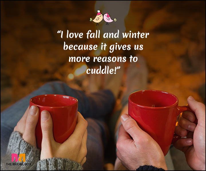 Winter Love Quotes 15 Quotes That Best Express A Lover S Heart