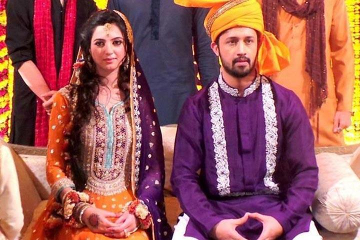 Atif Aslam Marriage Related Keywords & Suggestions - Atif Aslam ...