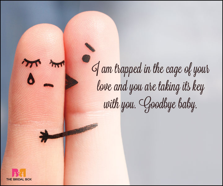 Goodbye Love Quotes 15 Quotes For When The Time Has Come