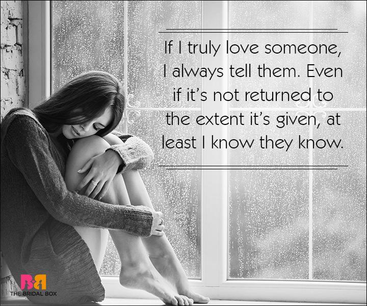 50 Sad Love Messages For The Ones Nursing A Broken Heart