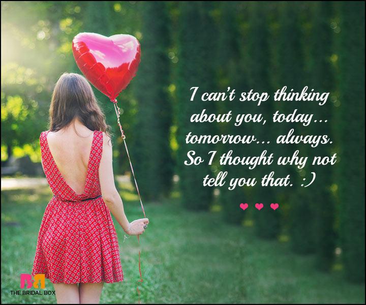 Cute Love SMS: 50 Delightful SMSes For The Hopeless Romantics!