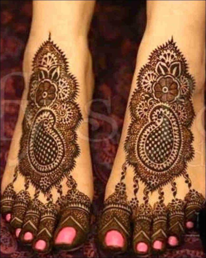 Pakistani Mehndi Designs: 40 Exquisite Designs To Make Heads