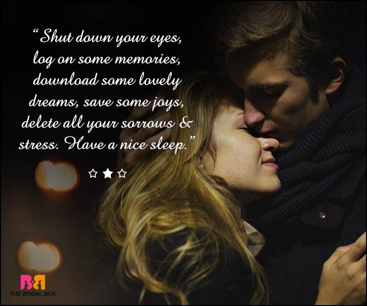 Good Night Love SMS For Girlfriend: A Cute Collection Of 15 SMS