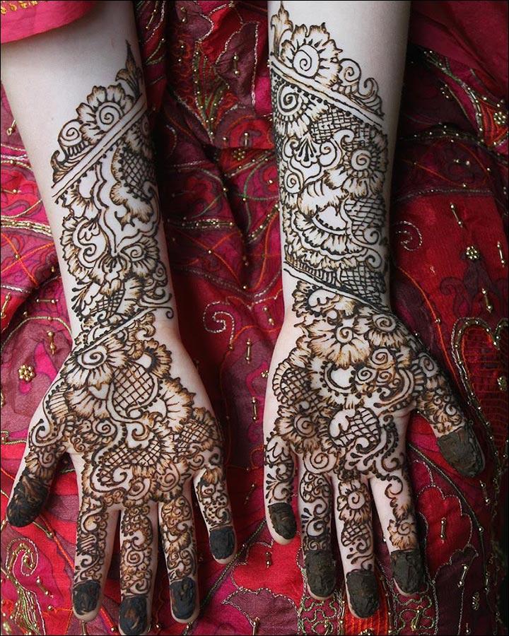 Hello-Beautiful!-Pakistani Mehndi Designs