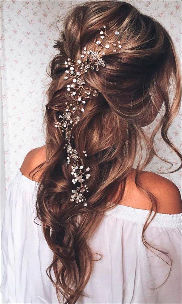 Bridal Hairstyles For Medium Hair: 11 Looks Trending This Season