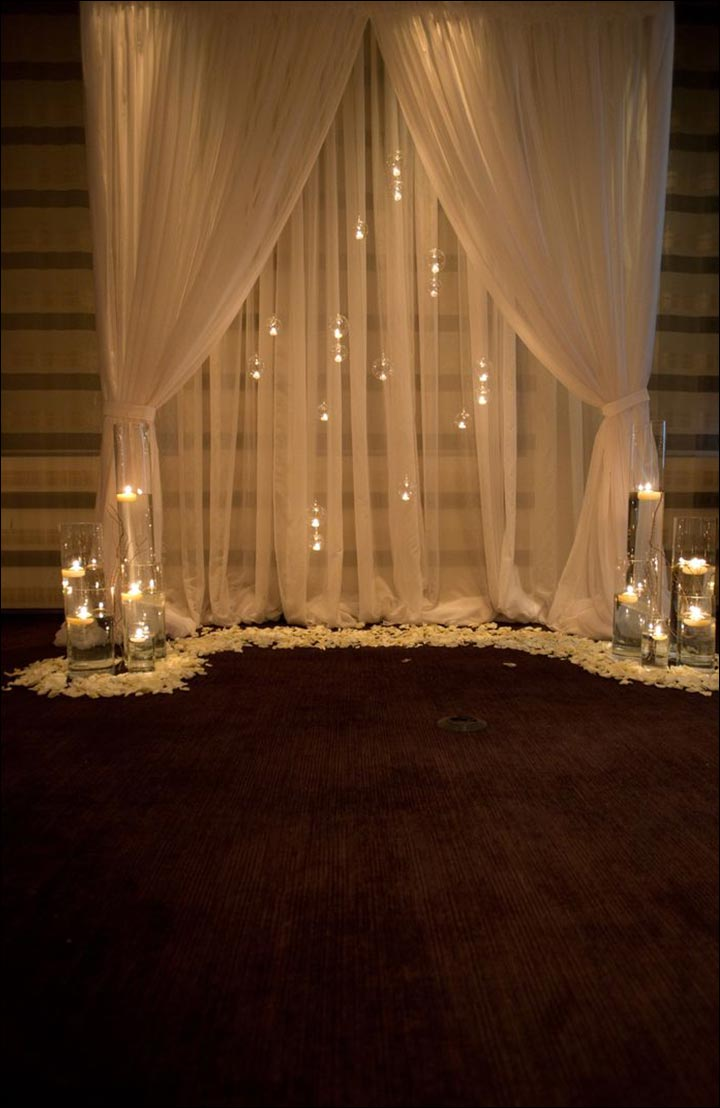 Wedding arch decorations 25 stunning ideas you 39 ll fall in for Archway decoration