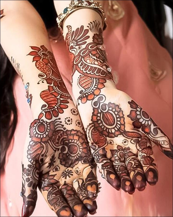 Shaded-Pakistani-Mehndi-Designs