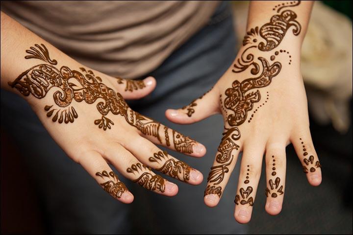 Small-Hands;-Big-On-Style!-Pakistani Mehndi Designs