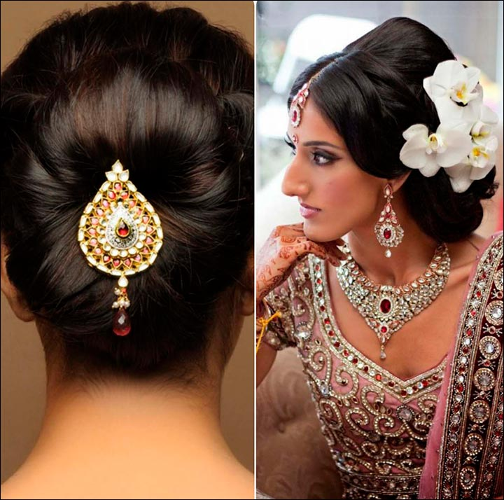 Hairstyle For Wedding Season: Bridal Hairstyles For Medium Hair: 32 Looks Trending This