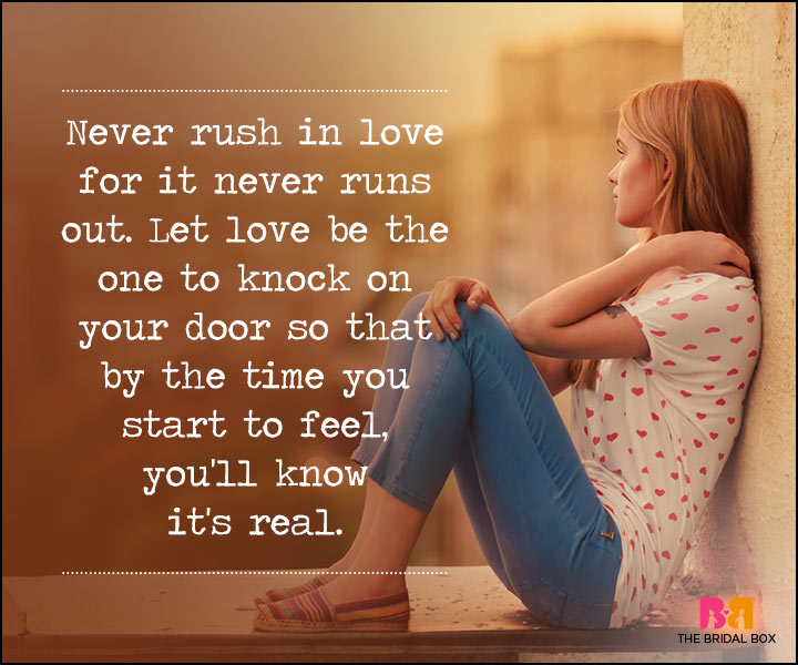 Waiting For Love Quotes: 50 Quotes You Will Totally Relate To