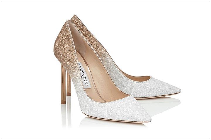 Colourful Bridal Shoes: 11 Bridal Heels