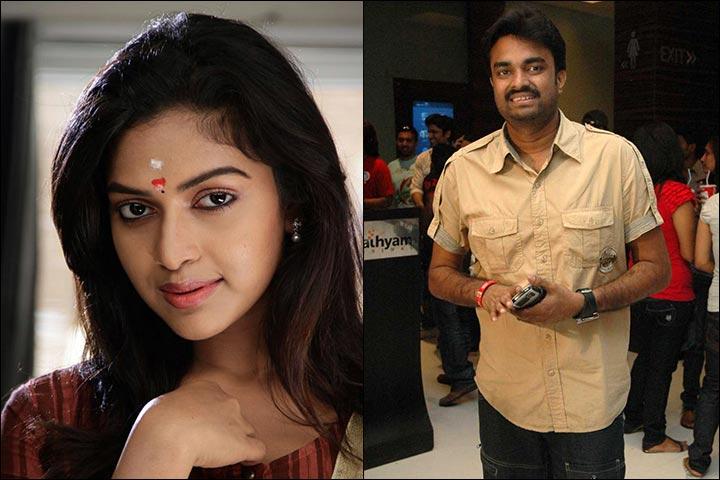 Amala Paul Marriage - Amala Paul And A. L. Vijay