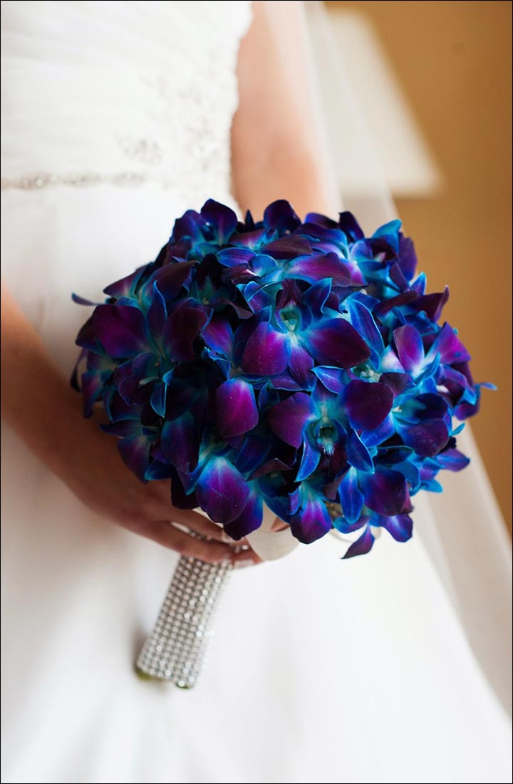 15 Turquoise Wedding Bouquets For Your D Day