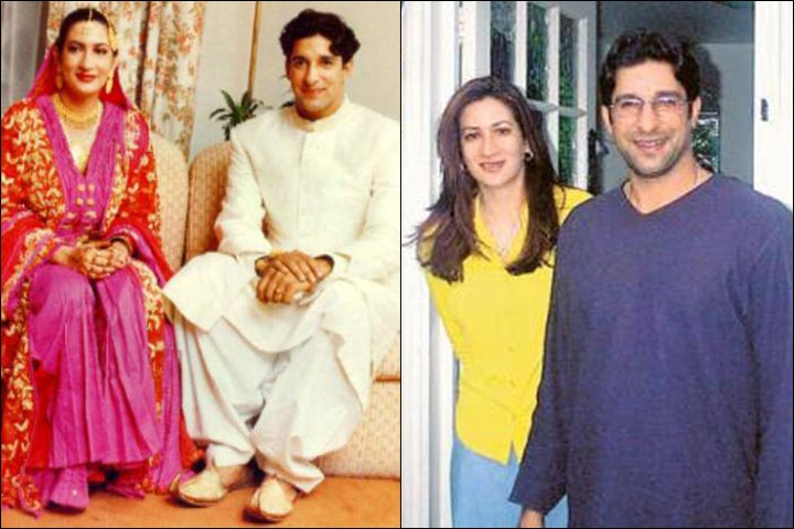 Wasim Akram Marriage: The Sultan Of Swing's Love Story  Wasim
