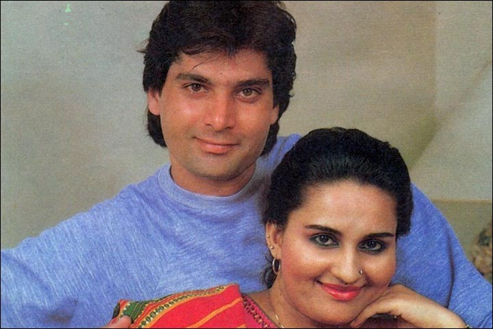 Blouse Stand Neck Designs : Reena roy s marriage one that didn t stand the test of time