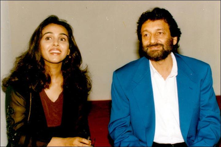 Shekhar Kapur secondwife