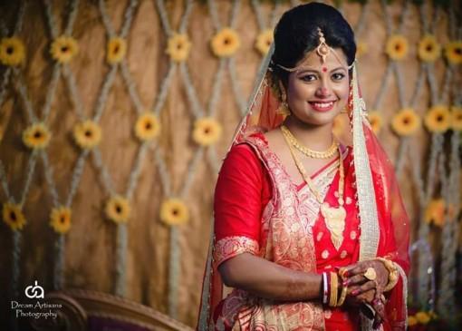 Ujjwal Debnath Makeup Artist 4