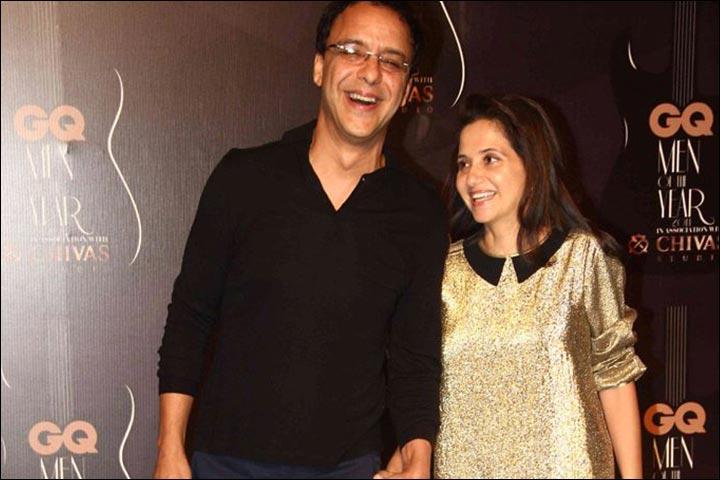 Vidhu Vinod Chopra Marriage Love Is A Filmmaker Film Critic Wedding