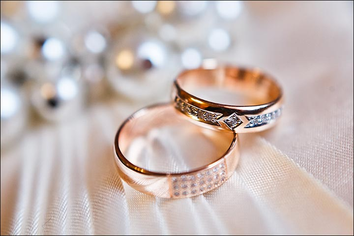 beauty of traditions how to wear a wedding - How To Wear Your Wedding Ring