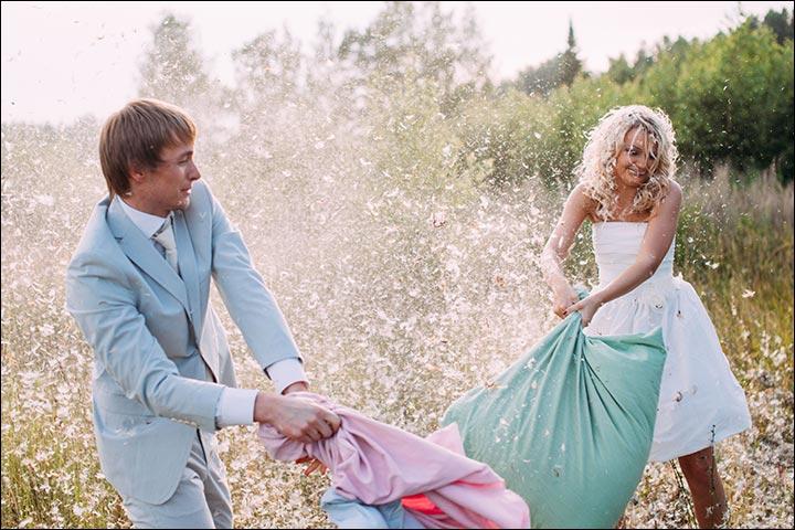 common wedding fails that brides should avoid